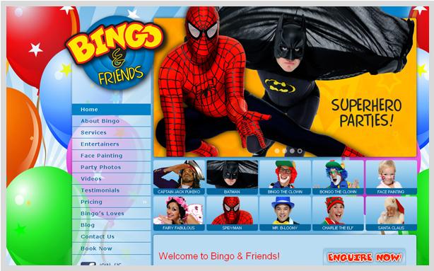 Bingo and Friends